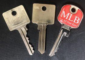 Banfields SBL and UN-11GD keys